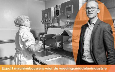 EXPORT MACHINEBOUWERS VOOR DE VOEDINGSMIDDELENBRANCHE